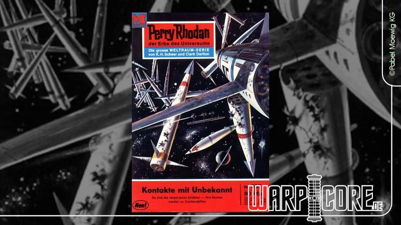 Review: Perry Rhodan 337- Kontakte mit Unbekannt