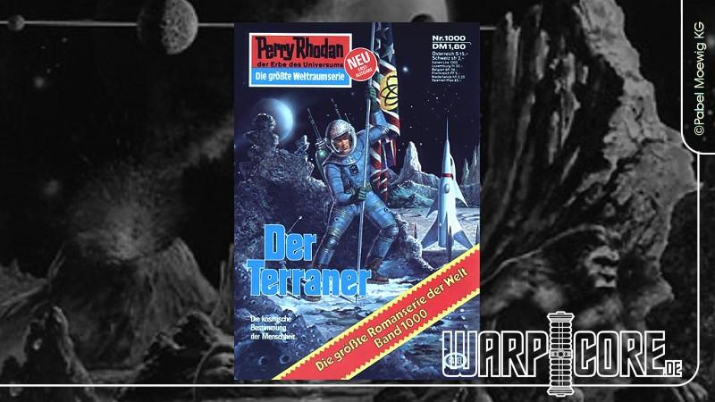 Review: Perry Rhodan 1000 – Der Terraner