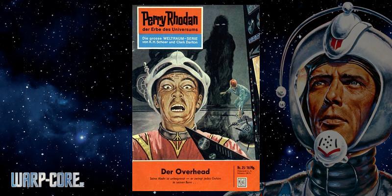 [Perry Rhodan 25] Der Overhead