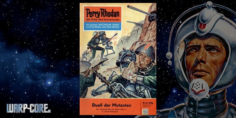 [Perry Rhodan 26] Duell der Mutanten