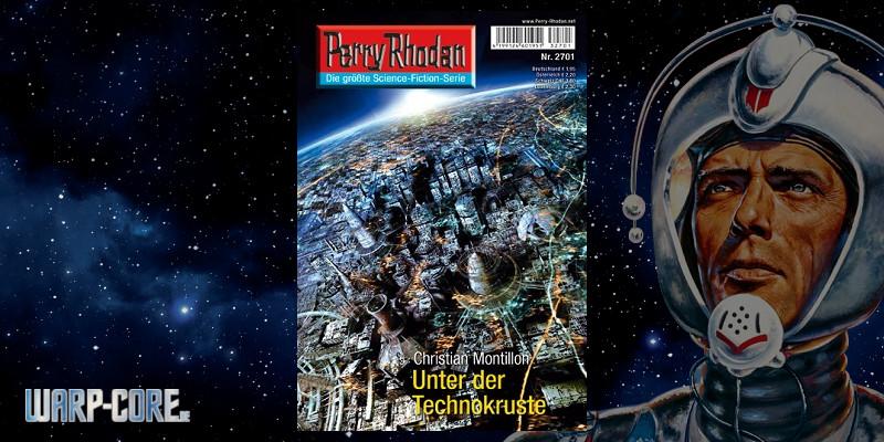 [Perry Rhodan 2701] Unter der Technokruste
