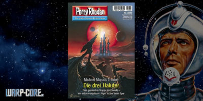 [Perry Rhodan 3083] Die drei Haluter