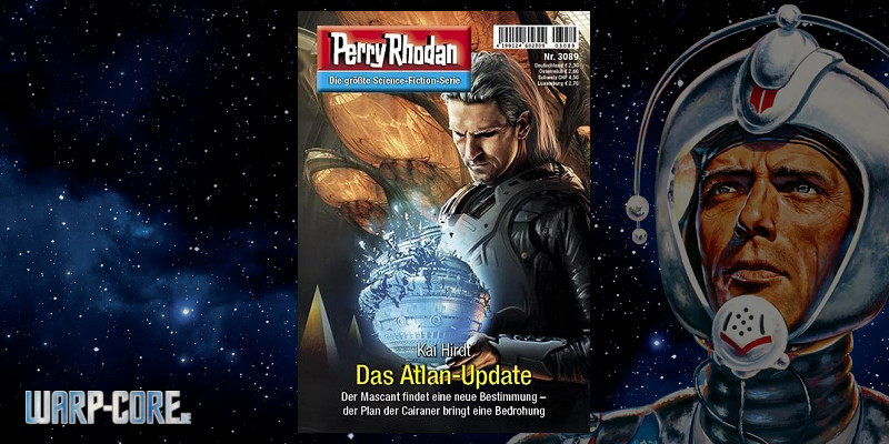 [Perry Rhodan 3089] Das Atlan-Update