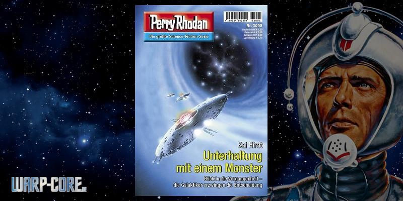 [Perry Rhodan 3095] Unterhaltung mit einem Monster