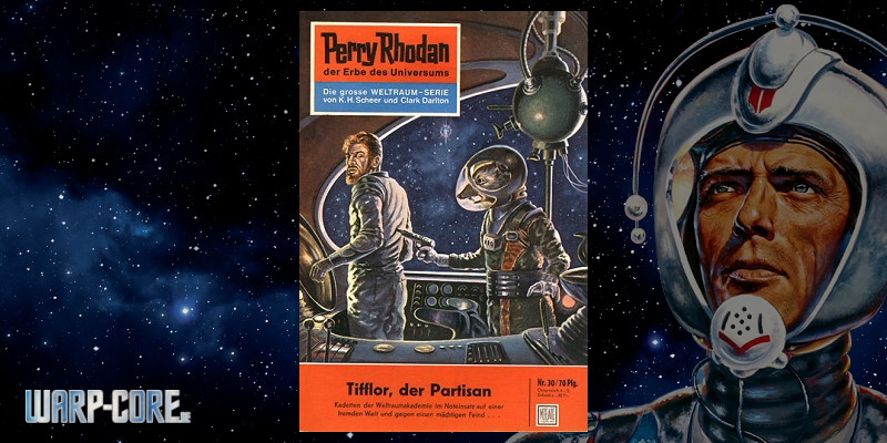 [Perry Rhodan 30] Tifflor, der Partisan