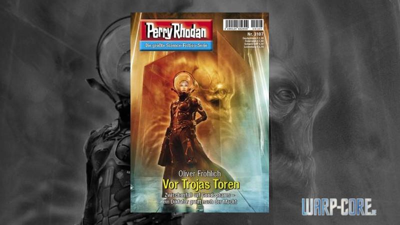 [Review] Perry Rhodan 3107 – Vor Trojas Toren