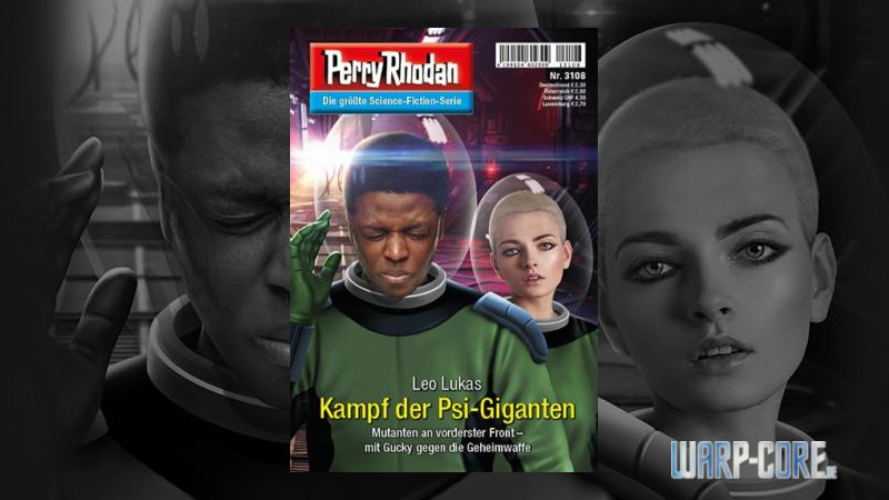 Review: Perry Rhodan 3108 – Kampf der Psi-Giganten