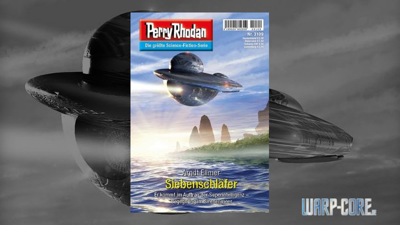 Review: Perry Rhodan 3109 – Siebenschläfer