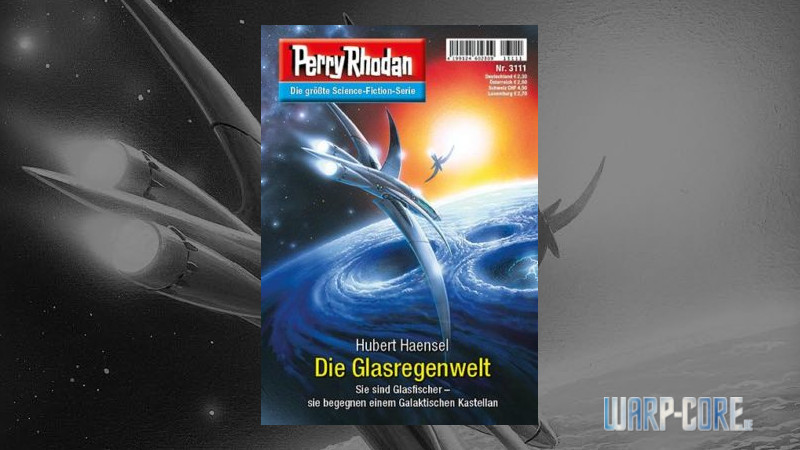 Review: Perry Rhodan 3111 – Die Glasregenwelt