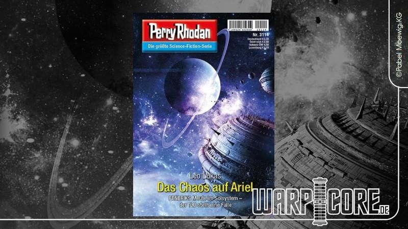 Review: Perry Rhodan 3114 – Das Chaos auf Ariel