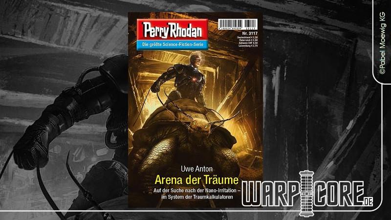 Review: Perry Rhodan 3117 – Arena der Träume