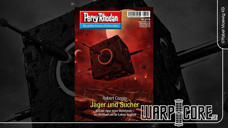 Review: Perry Rhodan 3118 – Jäger und Sucher