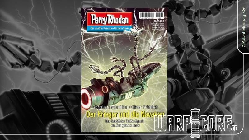 Review: Perry Rhodan 3123 – Der Krieger und die Navakan