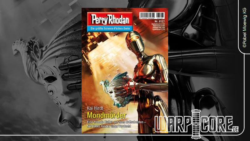 Review: Perry Rhodan 3127 – Mondmörder