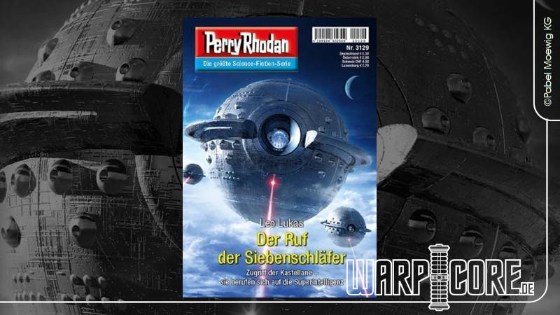 Review: Perry Rhodan 3129 – Der Ruf der Siebenschläfer
