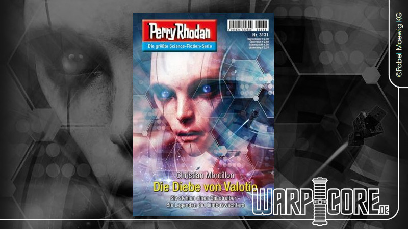 Review: Perry Rhodan 3131 – Die Diebe von Valotio