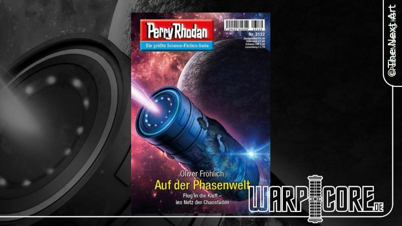 Review: Perry Rhodan 3132 – Auf der Phasenwelt