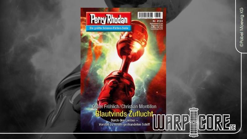 Review: Perry Rhodan 3133 – Blautvinds Zuflucht
