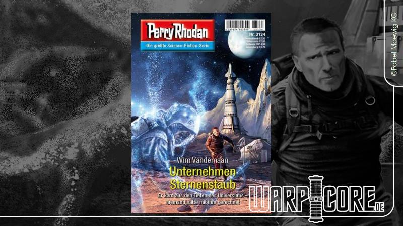 Review: Perry Rhodan 3134 – Unternehmen Sternenstaub