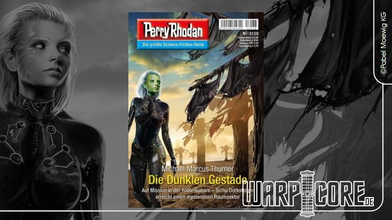 Review: Perry Rhodan 3138 – Die Dunklen Gestade