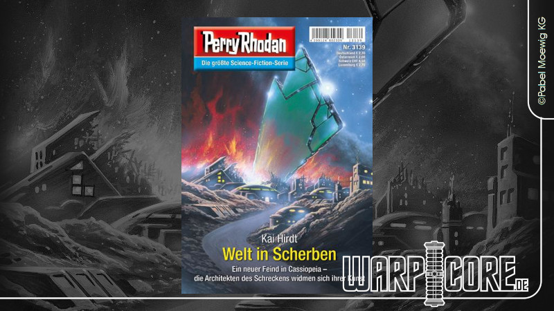 Review: Perry Rhodan 3139 – Welt in Scherben