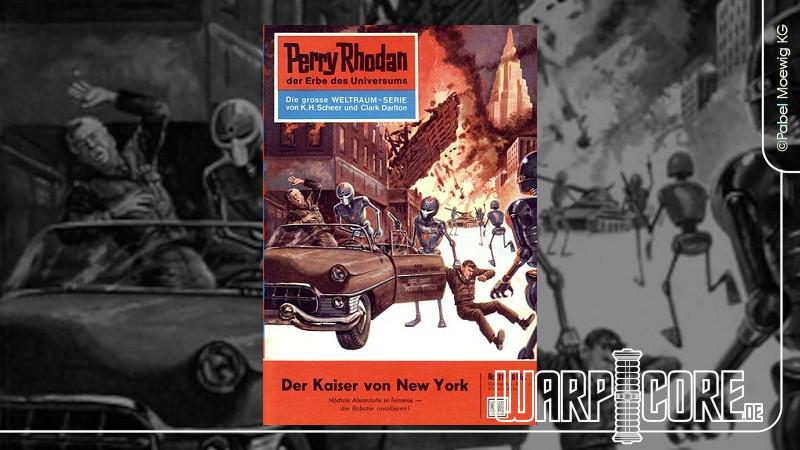 Review: Perry Rhodan 31 – Der Kaiser von New York