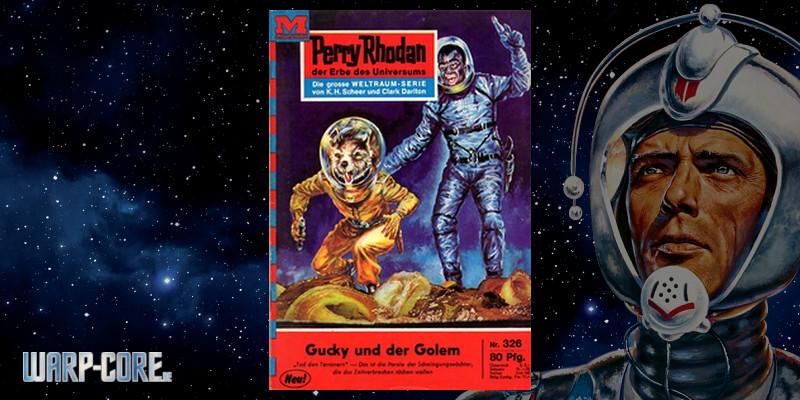 [Perry Rhodan 326] Gucky und der Golem