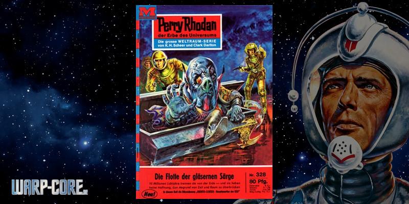 [Perry Rhodan 328] Die Flotte der gläsernen Särge