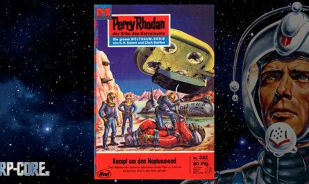 Perry Rhodan 332 Kampf um den Neptunmond