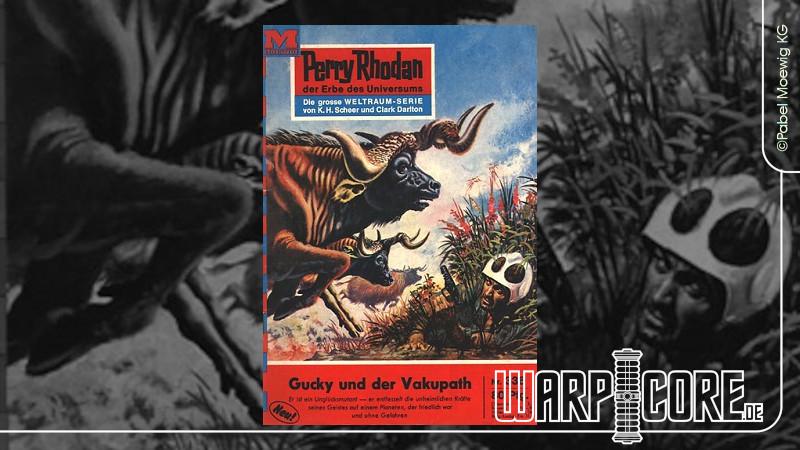 Review: Perry Rhodan 336- Gucky und der Vakupath