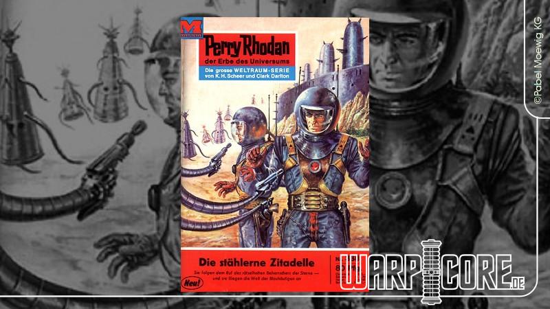 Review: Perry Rhodan 338 – Die stählerne Zitadelle