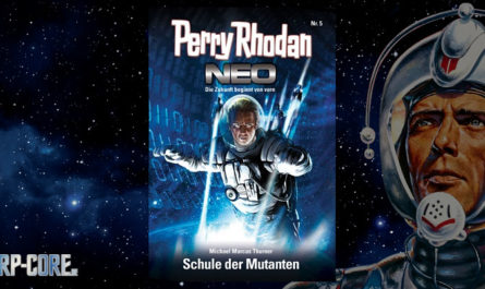 Perry Rhodan Neo Schule der Mutanten