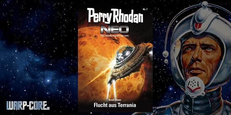 [Perry Rhodan NEO 7] Flucht aus Terrania
