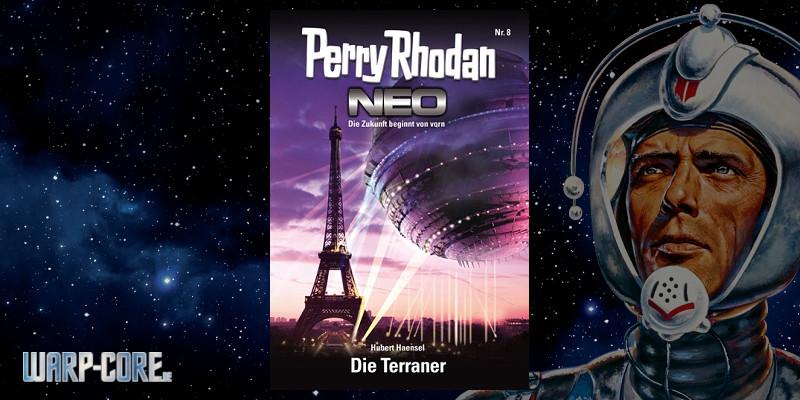 [Perry Rhodan NEO 8] Die Terraner
