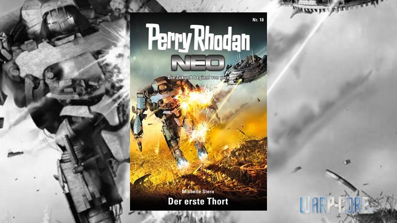 Review: Perry Rhodan NEO 18 – Der erste Thort