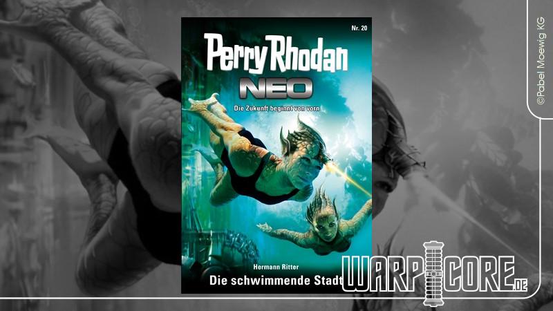 Review: Perry Rhodan NEO 20 – Die schwimmende Stadt
