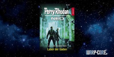 [Perry Rhodan NEO 232] Labor der Gaden