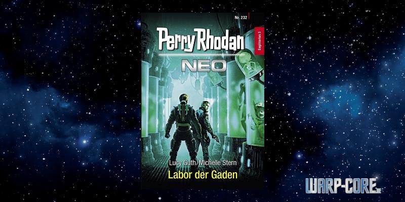 Perry Rhodan Neo 232 Labor der Gaden