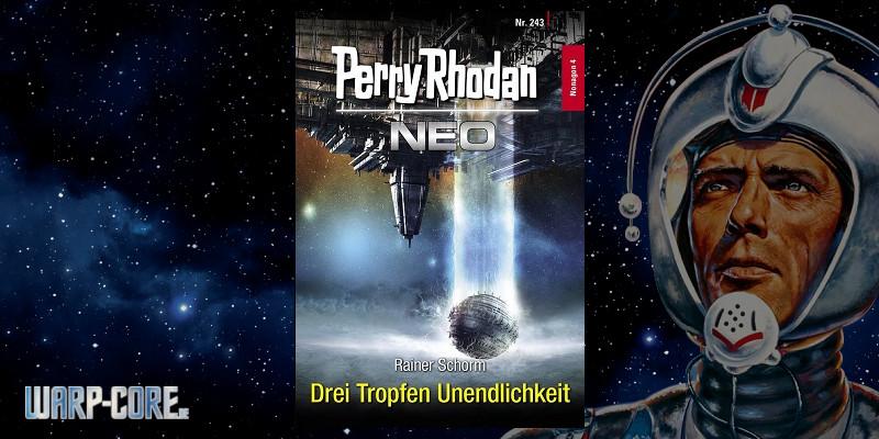 [Perry Rhodan NEO 243] Drei Tropfen Unendlichkeit