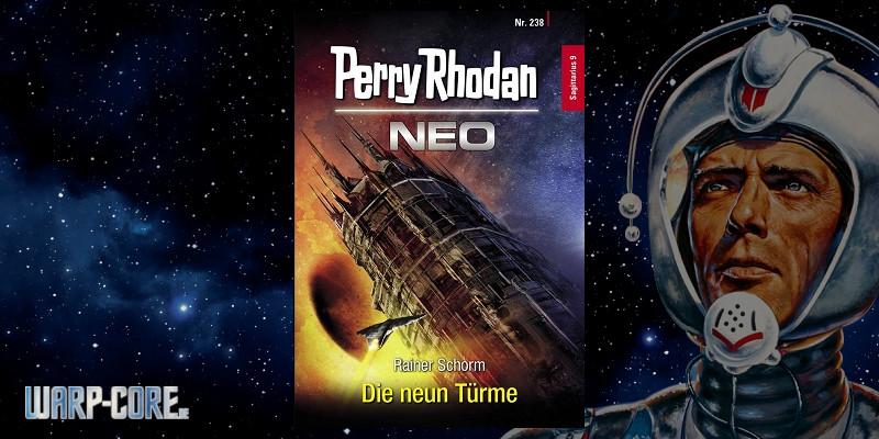 [Perry Rhodan NEO 238] Die neun Türme