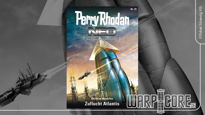 Review: Perry Rhodan NEO 23 – Zuflucht Atlantis