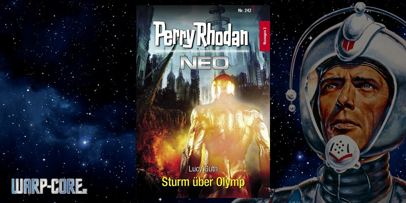 [Perry Rhodan NEO 242] Sturm über Olymp