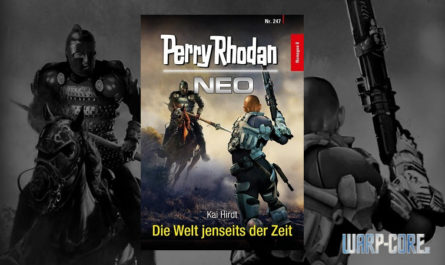 Perry Rhodan NEO 247 - Die Welt jenseits der Zeit