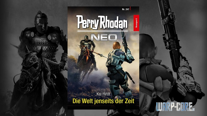 Review: Perry Rhodan NEO 247 – Die Welt jenseits der Zeit