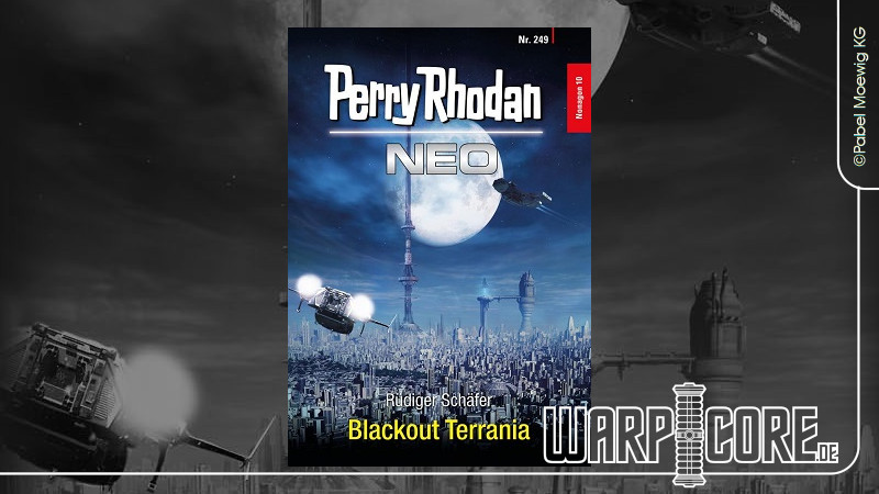 Review: Perry Rhodan NEO 249 – Blackout Terrania