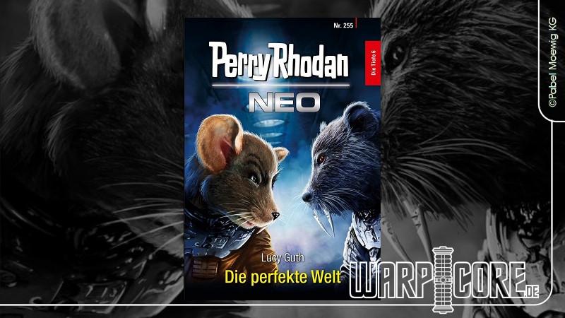 Review: Perry Rhodan NEO 255 – Die perfekte Welt
