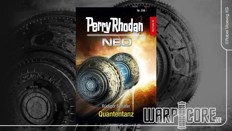 Review: Perry Rhodan NEO 259 – Quantentanz