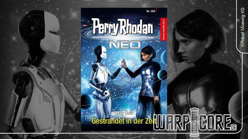 Review: Perry Rhodan NEO 260 – Gestrandet in der Zeit