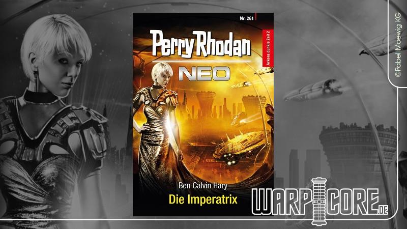 Review: Perry Rhodan NEO 261 – Die Imperatrix