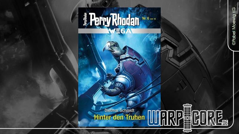 Review: Perry Rhodan Wega 06 – Hinter den Truhen & Podcast